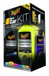 Meguiars Pflege Brilliant Solutions New Car Kit
