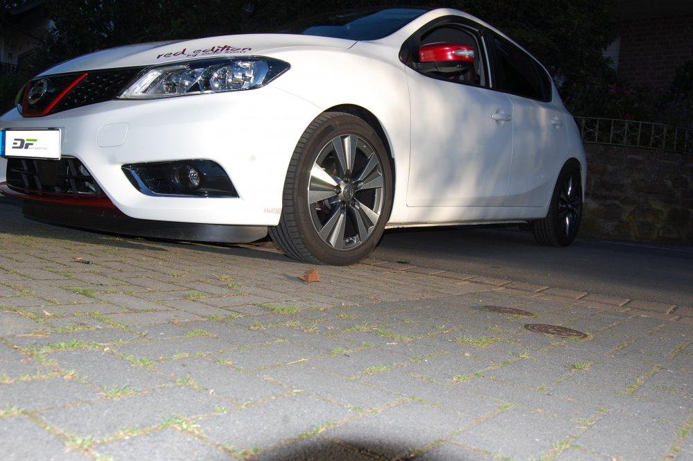 H/&R Federn für Nissan Note Tieferlegung